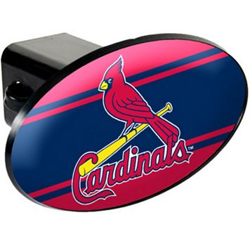 St. Louis Cardinals Trailer Hitch Cover