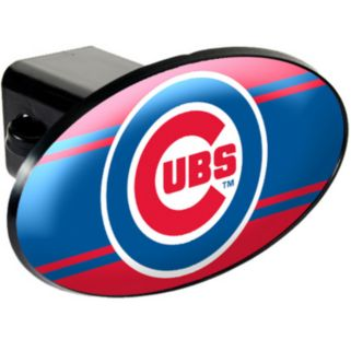 Chicago Cubs Trailer Hitch Cover