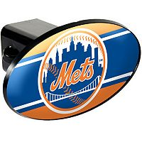 New York Mets Trailer Hitch Cover