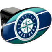 Seattle Mariners Trailer Hitch Cover