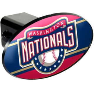 Washington Nationals Trailer Hitch Cover