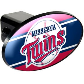 Minnesota Twins Trailer Hitch Cover