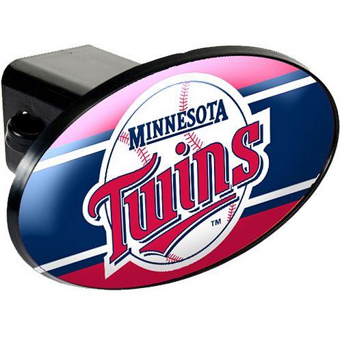Minnesota Twins Trailer Hitch Cover