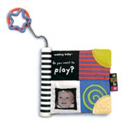 Kids Preferred Amazing Baby 'Do You Want To Play?' Soft Book