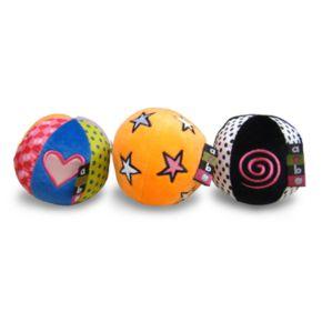 Kids Preferred Amazing Baby Sound Balls Chime, Jingle, Crinkle!