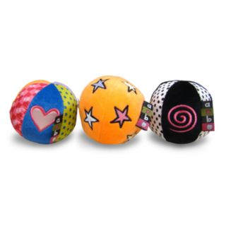 Kids Preferred Amazing Baby Sound Balls Chime, Jingle, Crinkle!