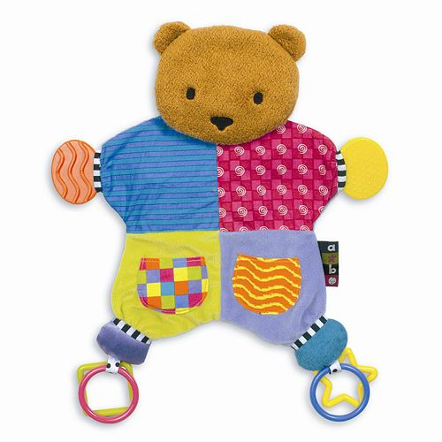 Kids Preferred Amazing Baby Bear Teether Blanket