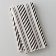 SONOMA life + style Striped Kitchen Towel