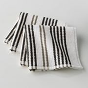 SONOMA life + style 2-pk. Striped Dishcloths
