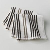 SONOMA life + style® 2-pk. Striped Dishcloths