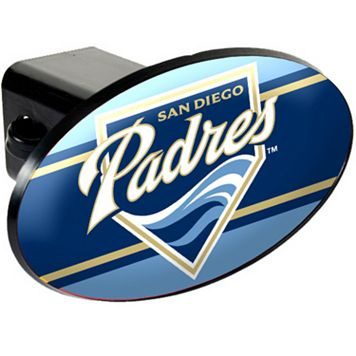 San Diego Padres Trailer Hitch Cover