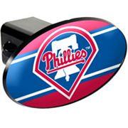 Philadelphia Phillies Trailer Hitch Cover
