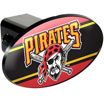 Pittsburgh Pirates Trailer Hitch Cover