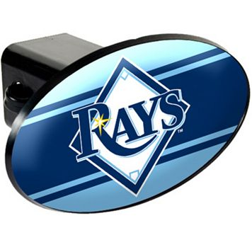 Tampa Bay Rays Trailer Hitch Cover