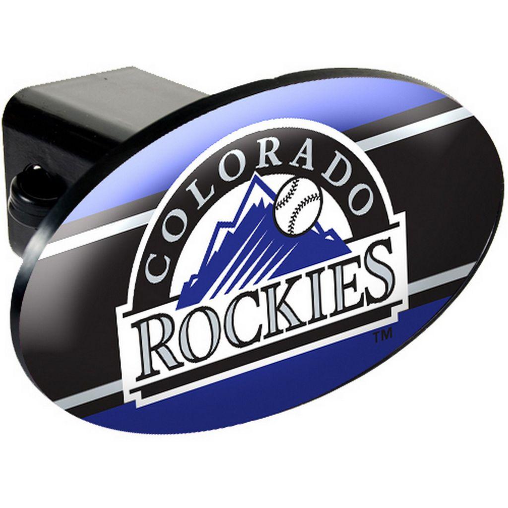 Colorado Rockies Trailer Hitch Cover