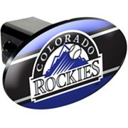 Colorado Rockies Trailer Hitch Cover