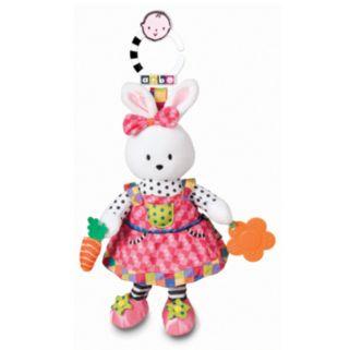 Kids Preferred Amazing Baby Developmental Bunny Toy