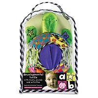 Kids Preferred Amazing Baby Developmental Turtle Toy