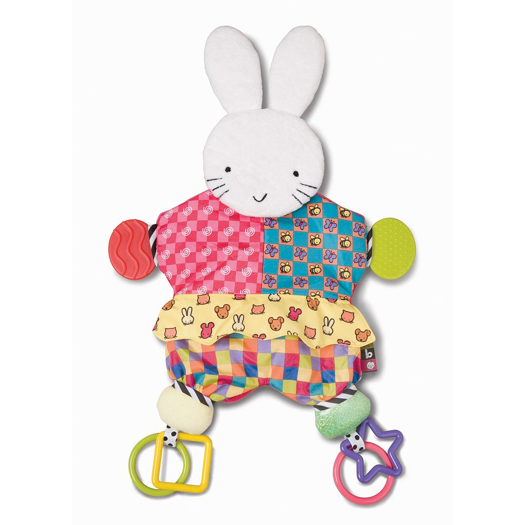 Kids Preferred Amazing Baby Bunny Teether Blanket