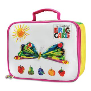 Kids Preferred The World of Eric Carle Butterfly Lunch Bag