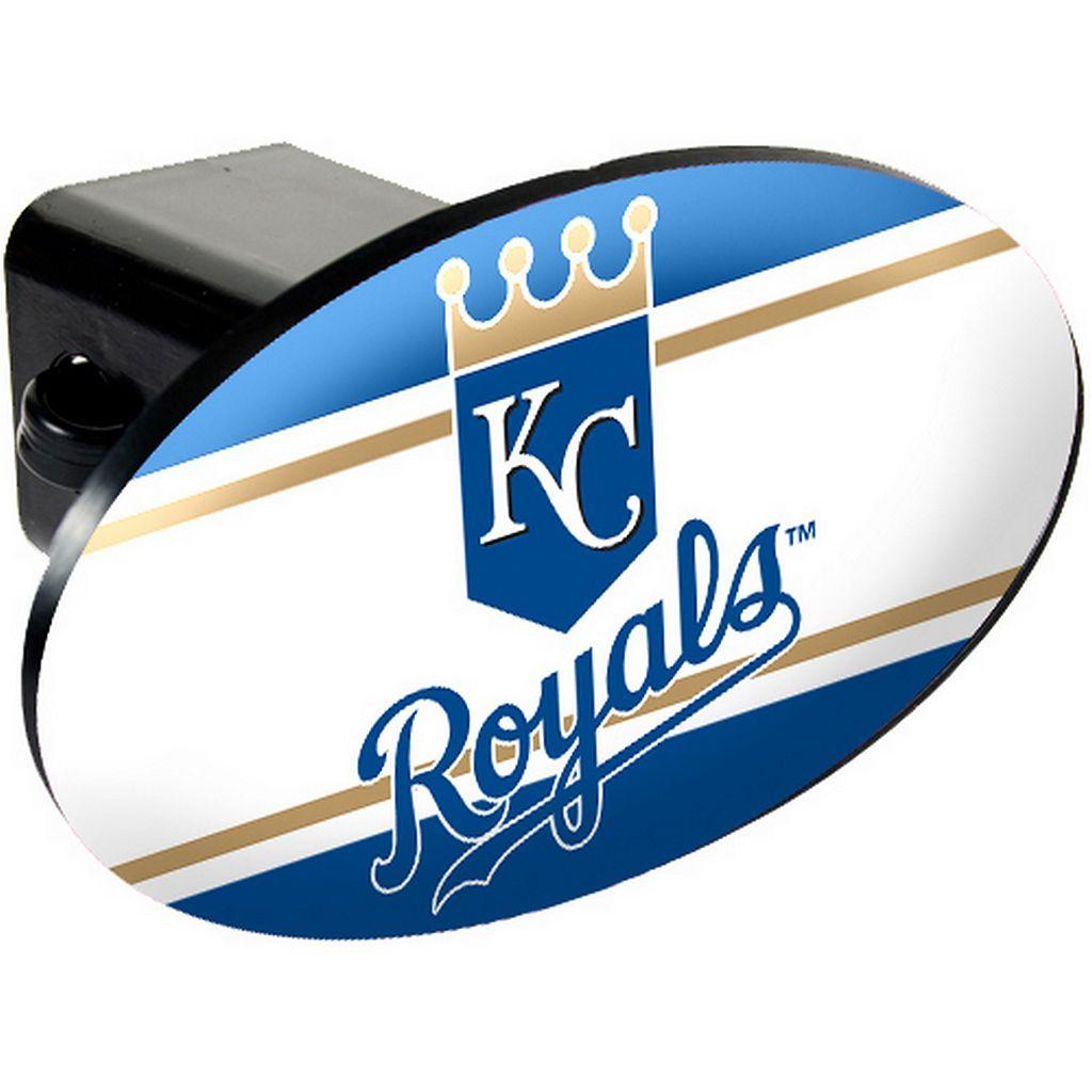 Kansas City Royals Trailer Hitch Cover