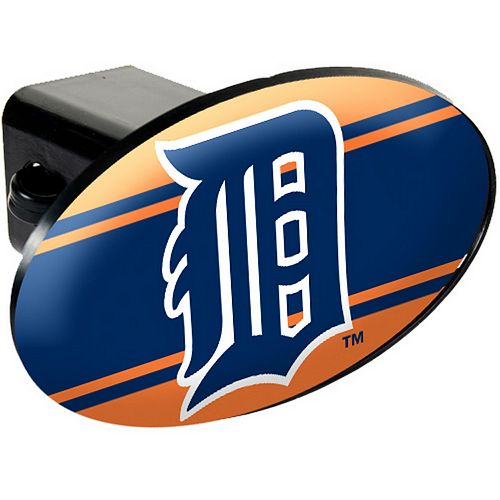 Detroit Tigers Trailer Hitch Cover