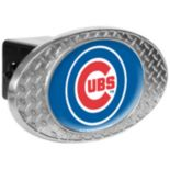 Chicago Cubs Diamond-Plate Trailer Hitch Cover