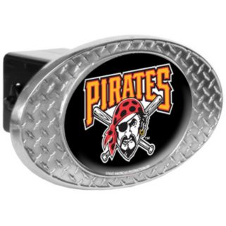 Pittsburgh Pirates Diamond-Plate Trailer Hitch Cover