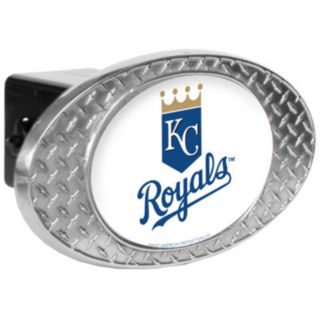 Kansas City Royals Diamond-Plate Trailer Hitch Cover