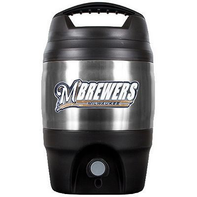 Milwaukee Brewers Tailgate Keg