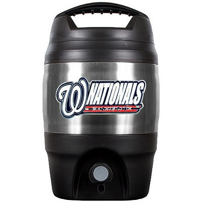 Washington Nationals Tailgate Keg