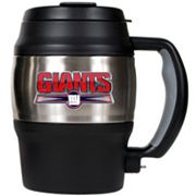 New York Giants Stainless Steel Mini Travel Jug
