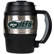 New York Jets Stainless Steel Mini Travel Jug