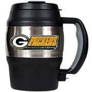 Green Bay Packers Stainless Steel Mini Travel Jug