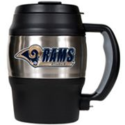 St. Louis Rams Stainless Steel Mini Travel Jug