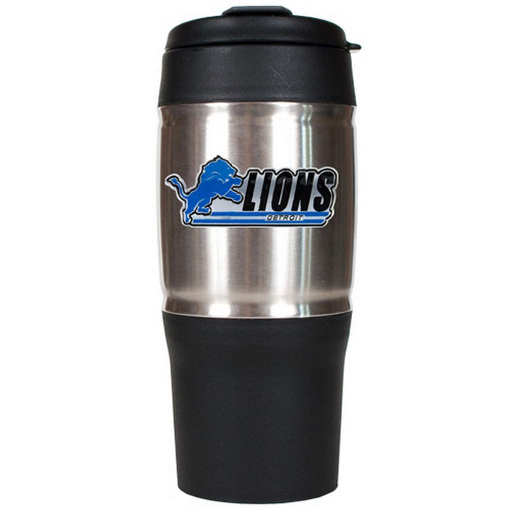 Detroit Lions Travel Mug