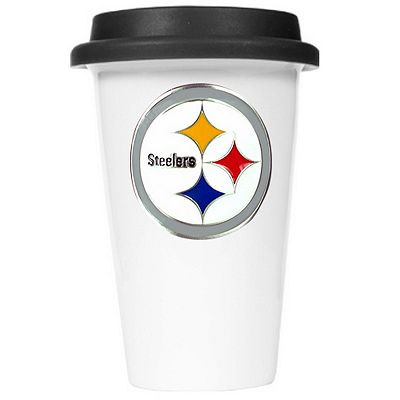 Pittsburgh Steelers Ceramic Tumbler