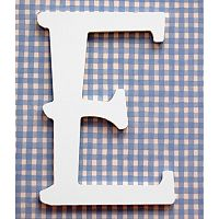 A to Z Paintable Wooden Letters