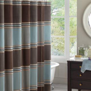Madison Park Davenport Shower Curtain
