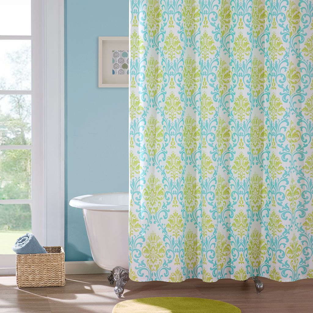 Mi Zone Paige Fabric Shower Curtain