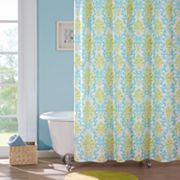 MiZone Paige Fabric Shower Curtain