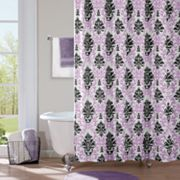 MiZone Megan Fabric Shower Curtain