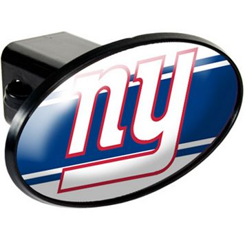 New York Giants Trailer Hitch Cover