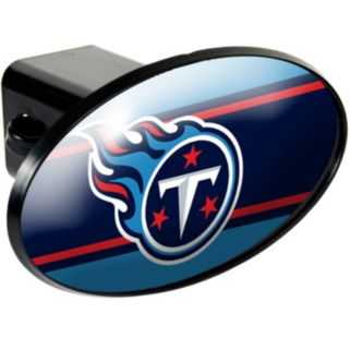 Tennessee Titans Trailer Hitch Cover