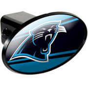 Carolina Panthers Trailer Hitch Cover