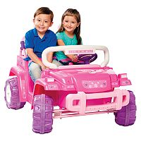 National Products Surfer Girl Ride-On
