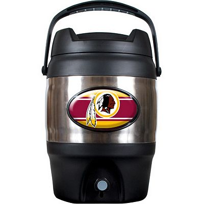 Washington Redskins Tailgate Jug