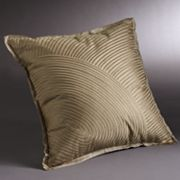 Simply Vera Vera Wang Interlocked Circle Decorative Pillow