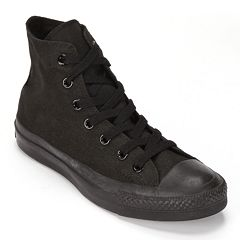 161fca6602811d Adult Converse All Star Chuck Taylor High-Top Sneakers. Black ...