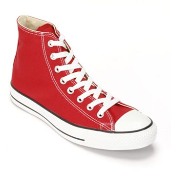 320ae390ca3696 Adult Converse All Star Chuck Taylor High-Top Sneakers
